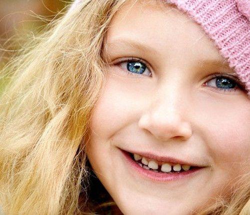 Sourire enfant classe-I